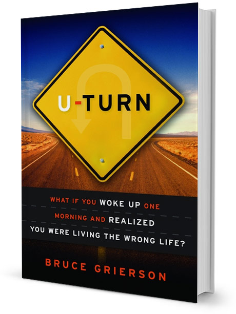 U-Turn by Bruce Grierson